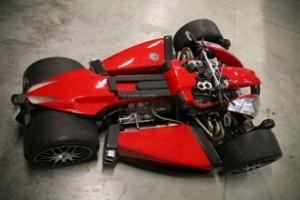 Mô tô 4 bánh đắt nhất thế giới - Waazuma V8F