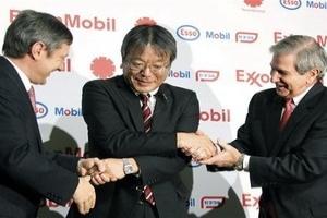 Hãng ExxonMobil quyết định bán tài sản tại Nhật