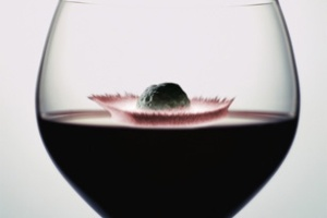 Rượu vang ủ cùng thiên thạch 4,5 tỷ năm tuổi