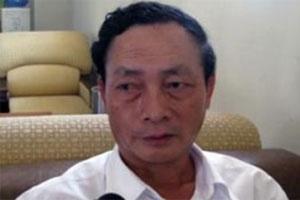 Ông Đào Văn Hưng thôi giữ chức Chủ tịch EVN