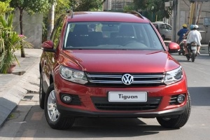 Volkswagen Tiguan 2012 có mặt tại Việt Nam