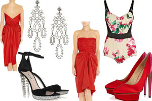 Váy quyến rũ cho đêm hẹn hò Valentine