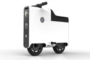 Oregon giới thiệu scooter điện chạy được 129km