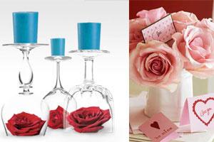 Valentine nồng nàn cùng Nến & Hoa