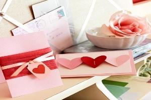Tự tay thiết kế thiệp Valentine -Phần 2