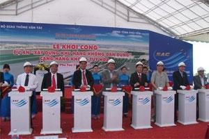 Mở rộng sân bay Tuy Hòa