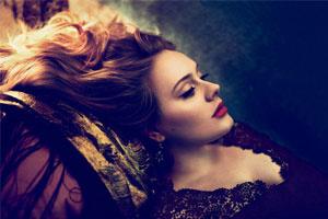 Giọng ca Adele quyến rũ xuất hiện ấn tượng trên Vogue