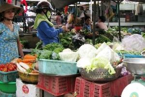 Long An: CPI tháng 2/2012 tăng 2,15%