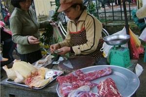 Thịt gà tăng giá chóng mặt vì cúm gia cầm