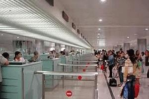 Sản xuất băng chuyền hàng hóa cho các sân bay