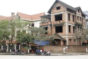 Bỏ hoang hàng chục tỉ đồng khắp Hà Nội