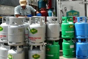 TP.HCM: Sẽ đưa gas vào mặt hàng bình ổn giá
