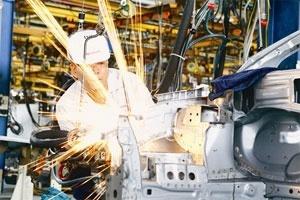 Chỉ số công nghiệp tăng 10%, tồn kho vẫn 'báo động'
