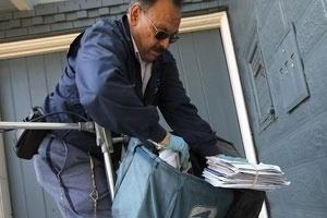 Mỹ: Đóng gần 50% trung tâm bưu điện-bưu chính