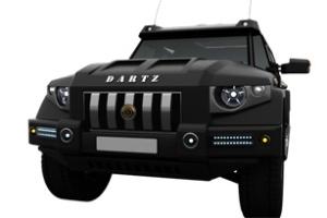 Xe Dartz phiên bản Rồng đen giá gần 8 triệu USD
