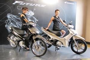 Honda Future mới: Tốt nhưng kém xa tuyên bố