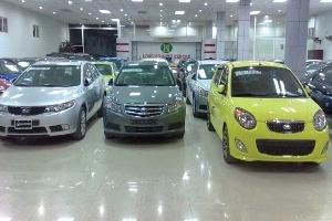 2012: Xe nhỏ Hàn Quốc chiếm ưu thế