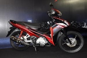 Honda tiếp tục tung Wave RSX phiên bản mới