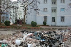 Ngán ngẩm những khu tái định cư ở Hà Nội