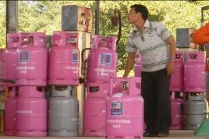 Doanh nghiệp gas giảm giá để xả hàng