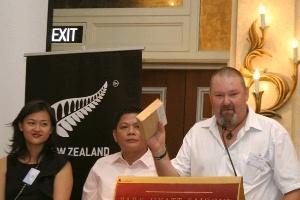 Doanh nghiệp New Zealand đầu tư nhà máy xử lý gỗ