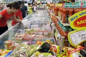 Giá cả hàng hóa bắt đầu 'ăn theo' xăng