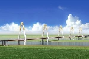 Xây mới hàng loạt tuyến đường và cầu tại Hà Nội