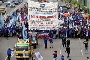 Quốc hội Indonesia bác đề xuất tăng giá xăng dầu