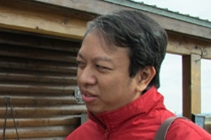 Phạm Đình Nguyên - doanh nhân mua thị trấn Mỹ