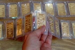 Giá vàng miếng xoay quanh ngưỡng 43,5 triệu đồng