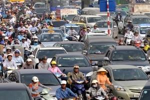 Phường kêu khó nếu phải thu phí bảo trì đường bộ