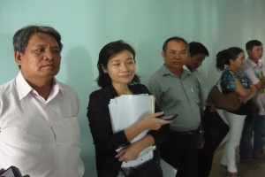 Nông dân đòi Bianfishco phá sản: Tòa từ chối đơn