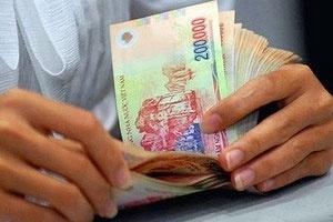 Từ 1/5, lương tối thiểu chung tăng lên 1.050.000 đồng