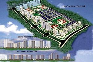 Điều chỉnh quy hoạch 5 dự án tại quận Hoàng Mai