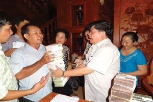 Bianfishco trả hơn 26 tỉ đồng tiền nợ