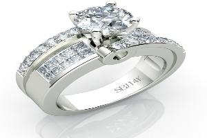 Mua kim cương, tặng kim cương tại SBJ