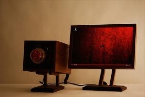 4M - Máy tính bằng gỗ