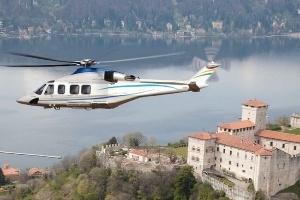 Karl Lagerfeld thiết kế máy bay trực thăng