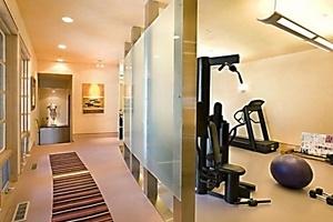 """Tự xây một """"Trung tâm thể dục thân thiện"""" ngay trong nhà"""