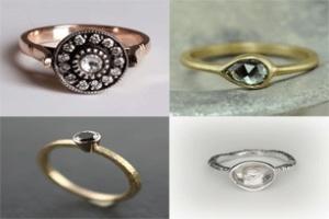15 chiếc nhẫn đính hôn mang kiểu dáng cổ điển