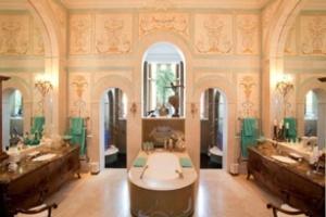 Phòng tắm xa xỉ dành cho các đại gia
