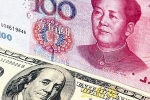 Nhân dân tệ đã thiết lập tỷ giá kỷ lục mới với USD