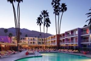 Khách sạn sặc sỡ Saguaro Palm Springs