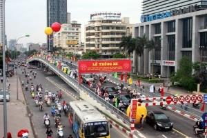 Hà Nội khởi công cầu lắp ghép thứ 3
