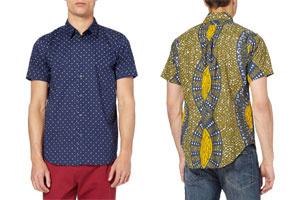 Vẻ nam tính cùng áo họa tiết cho mùa hè mát mẻ