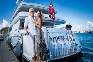 Phí vận hành du thuyền của tỷ phú: 600.000 USD/tuần