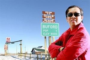 Doanh nhân Việt muốn khai thác sự nổi tiếng của Buford