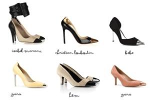 Những đôi giày được yêu thích nhất hè 2012
