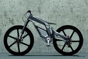 Audi giới thiệu xe đạp điện giá 160 triệu đồng