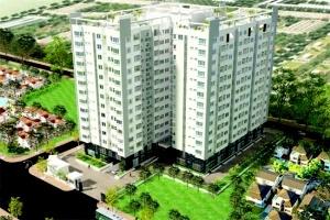 Địa ốc Hoàng Quân mở bán căn hộ giá 12,3 triệu đồng/m2